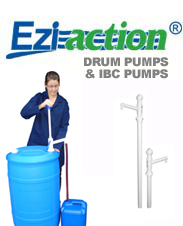 Ezi-Action® Drum Pumps