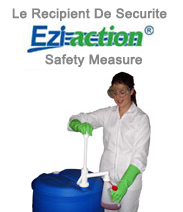 Ezi Action Safety Measures