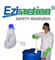Ezi-Action&#174; Safety Measures
