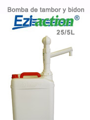 Ezi Action Drum Pumps