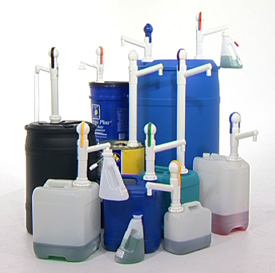 Chemical Agricultural Cleaning Adblue Drum Pump Ezi Action